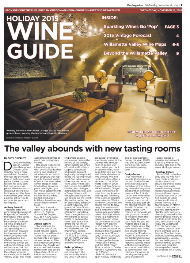 OregonianHoliday2015WineGuide